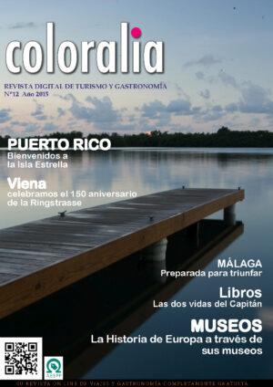 Portada Revista Traveling 12