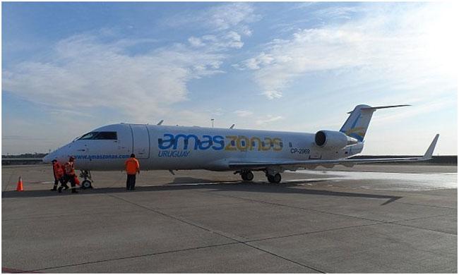amaszonas líneas aéreas
