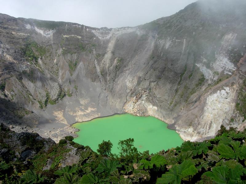 Volcán de Irazu