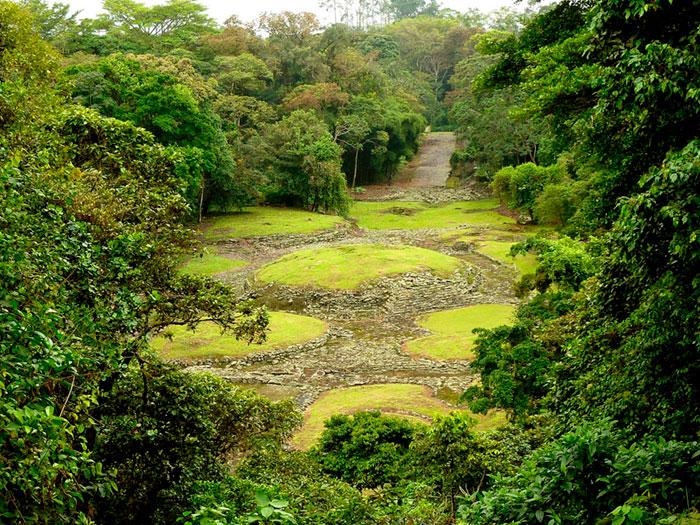 Monumento Parque Nacional Guayabo