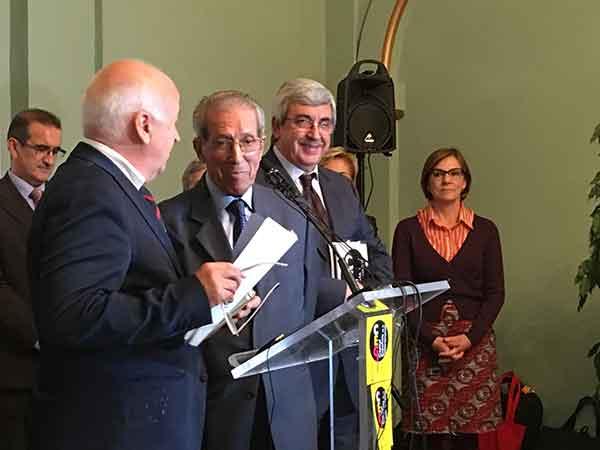 Elección de Huelva como capital Española de la gastronomía