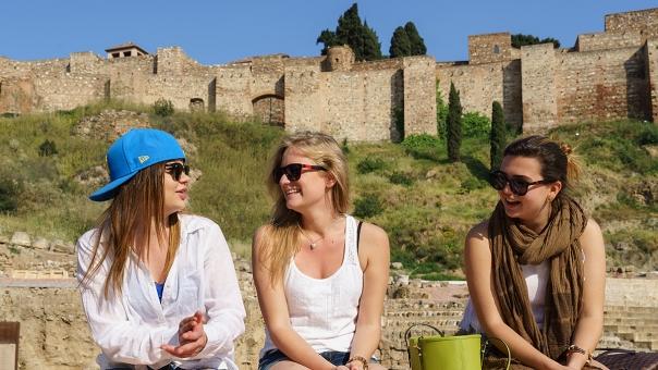 Málaga como destino idiomático en la feria de Londres