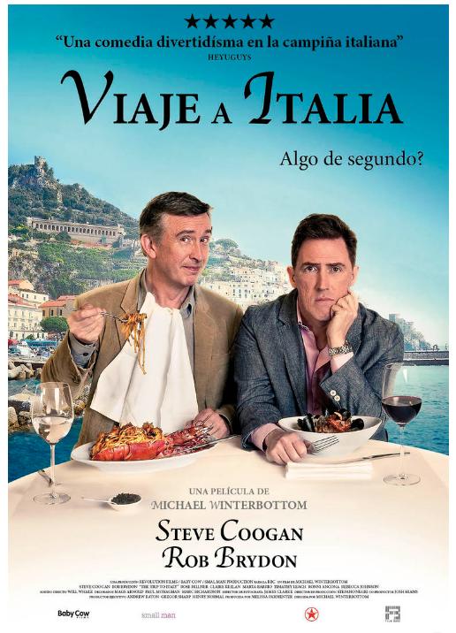 Película Viaje a Italia