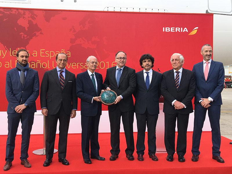 entrega del premio Español universal 2016
