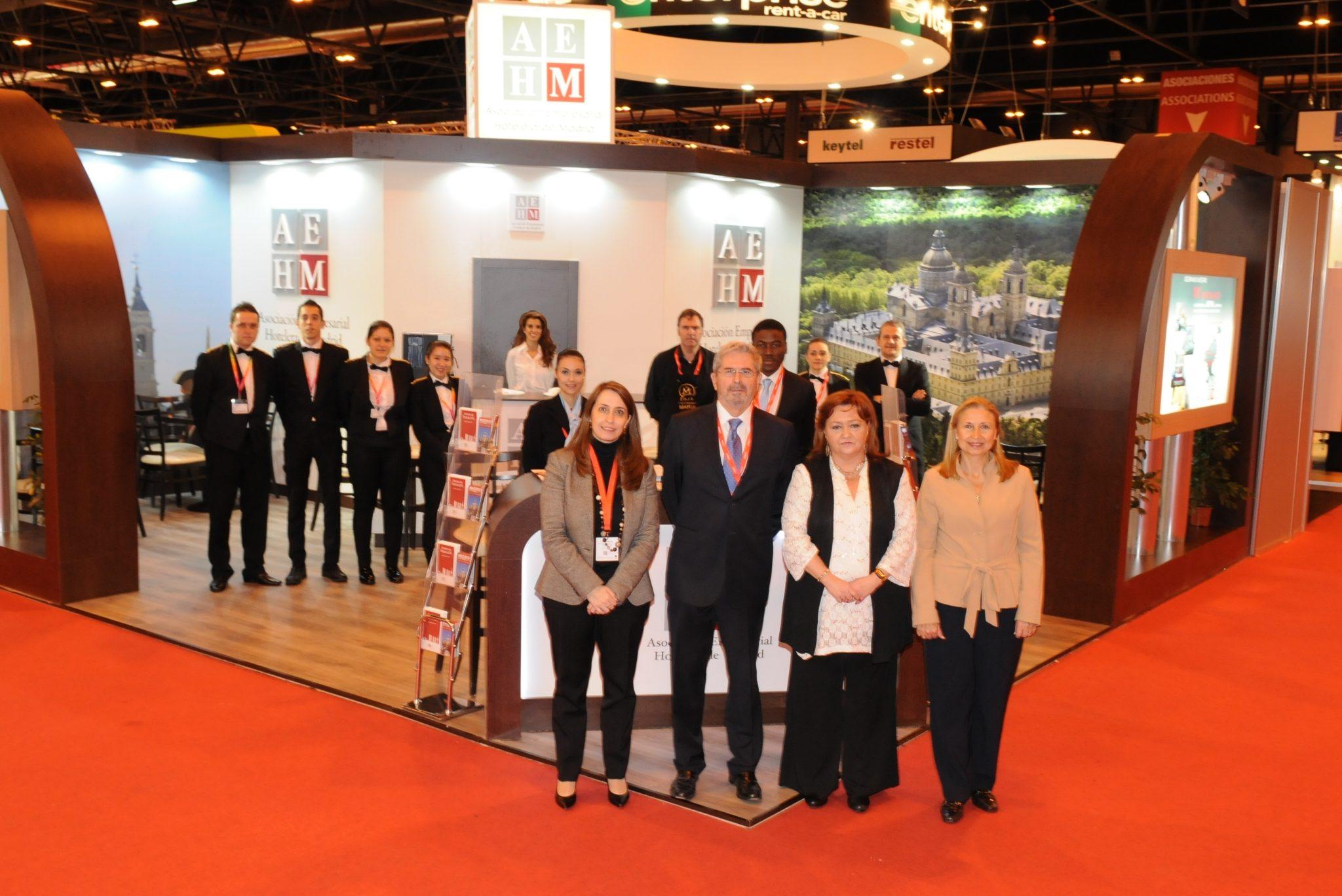 Asociacion de Empresarios hoteleros en Madrid e Ifema