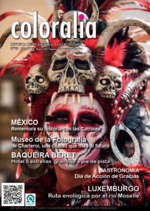 Portada Revista Traveling 23