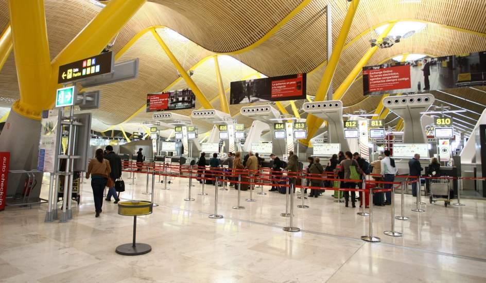 Aeropuerto de de Madrid Barajas