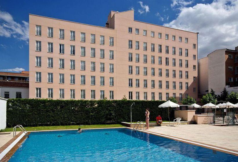 Nuevo hotel Sercotel alcala 611