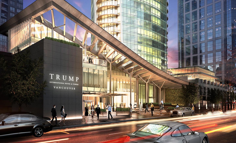 Nuevo hotel para 2017 en Vancouver (Canadá)
