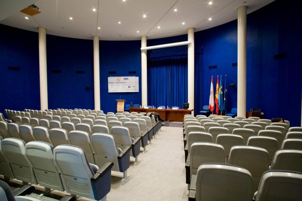 Gijón centro de congresos