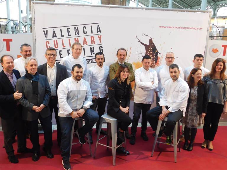 Valencia Culinary meeting