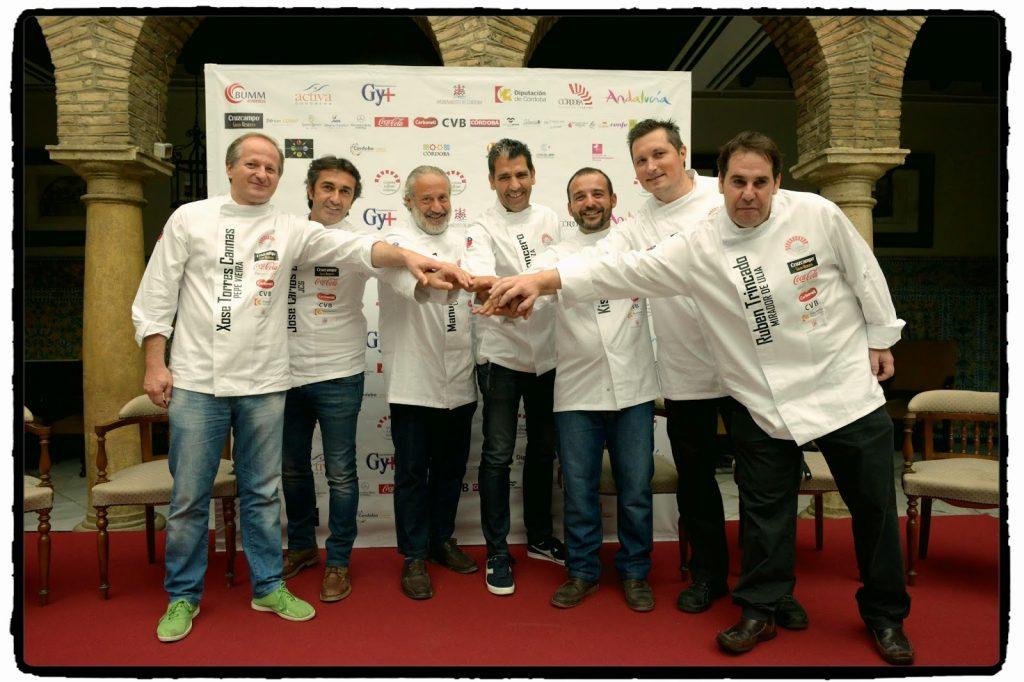 Córdoba Califato Gourmet Equipo de Chefs