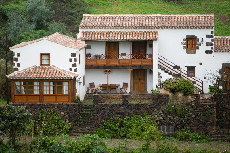 Casa Rual el Junquillo en Sta Maria de Guía. Gran Canaria