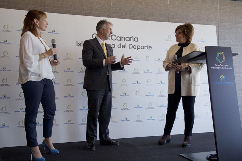 Presentación en Madrid de Ga