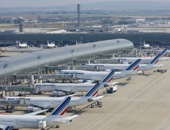 Hub Air France París Charles de Gaulles