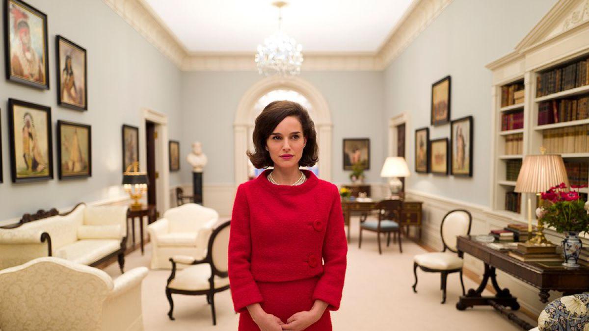 Natalie Portman en la película Jackie