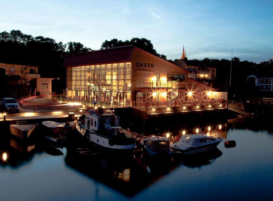 Restaurante Krog en Estocolmo