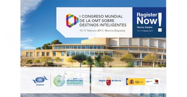 Murcia sede de la I conferencia de la OMT sobre destinos inteligentes