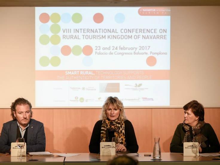 Congreso Internacional de Turismo Rural Reyno de Navarra