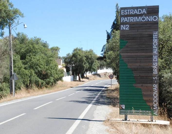 EN2 la ruta 66 de Portugal
