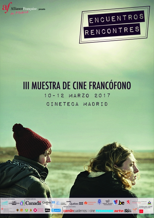 muestra, cine, francófono