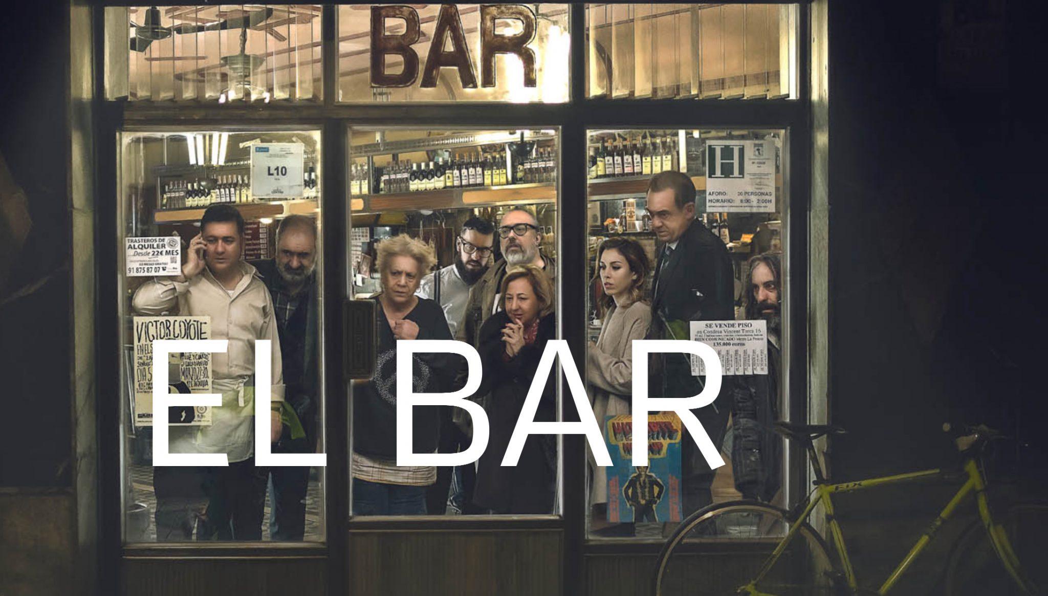 bar, cine, estreno