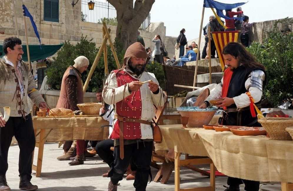 Festival Medieval de Mdina en Malta