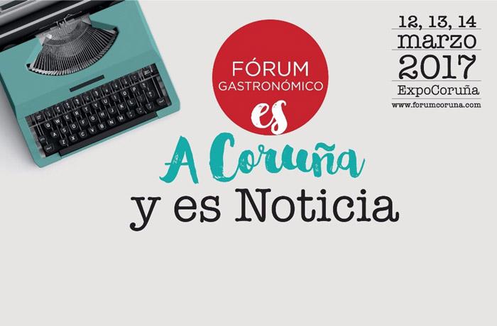 Forum gastronomico de Corula Expo