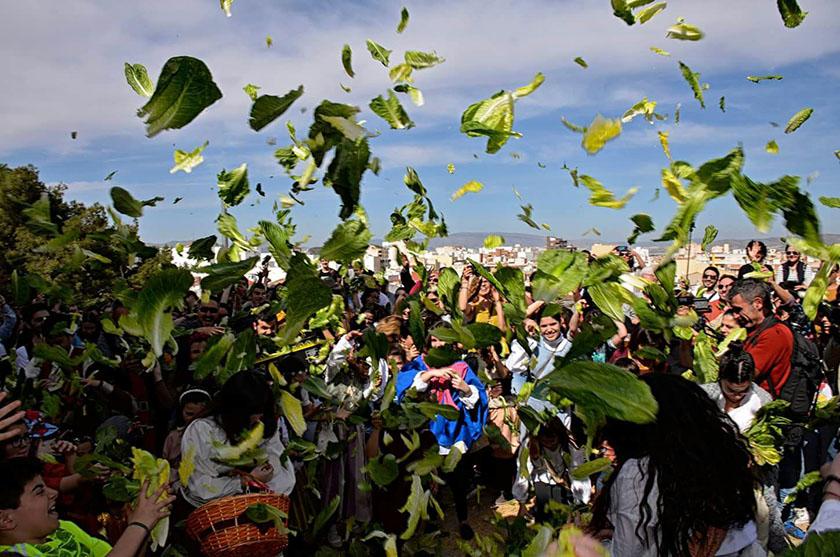 Fiestas del medievo de Villena en Alicante