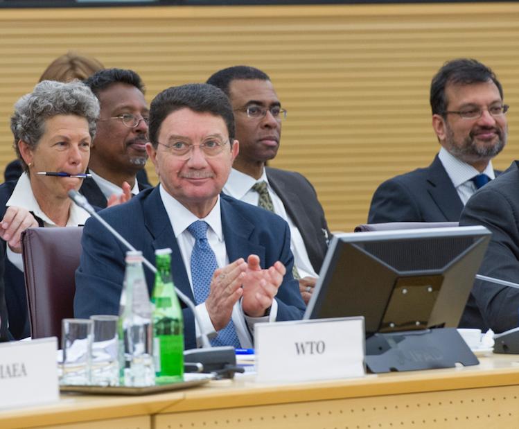 Conferencia de la OMT durante la ITB de Berlín