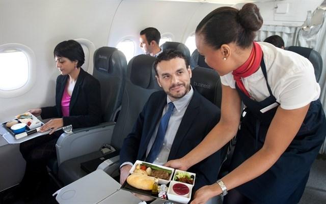 Iberia Express nueva carta