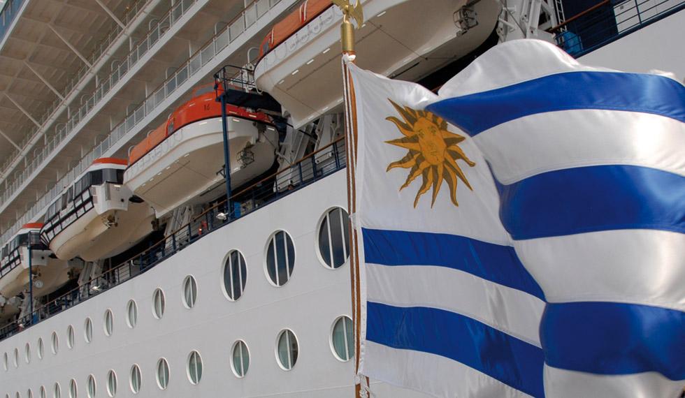 Cruceros en Punta del Este (Uruguay)