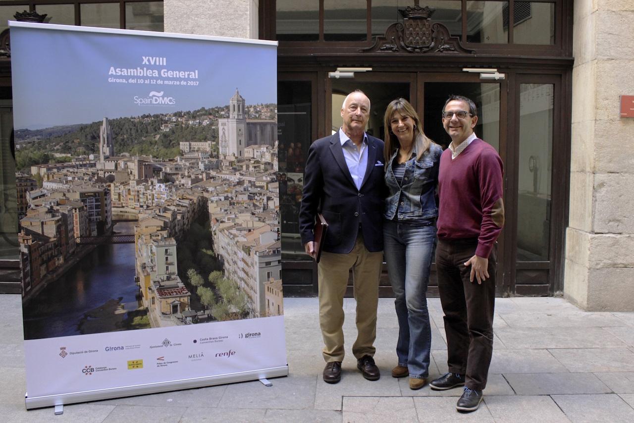 Presentación Spain Dmcs en Girona