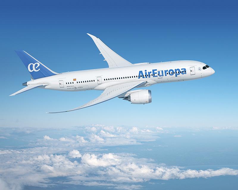 Air Europa Dreamliner 787-8