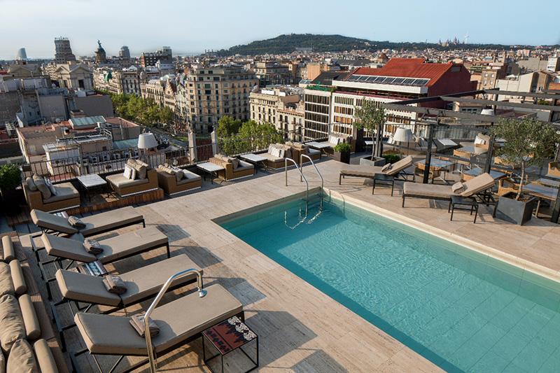 Terraza Dolce Vitae Majestic Hotel & Spa Barcelona