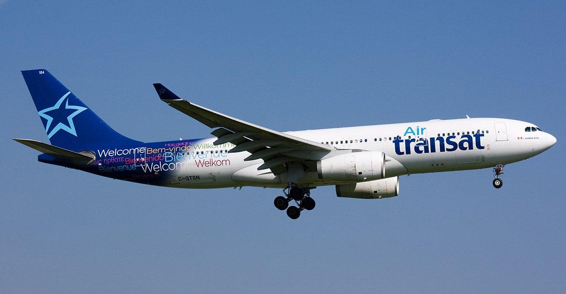 Air Transat Canadá
