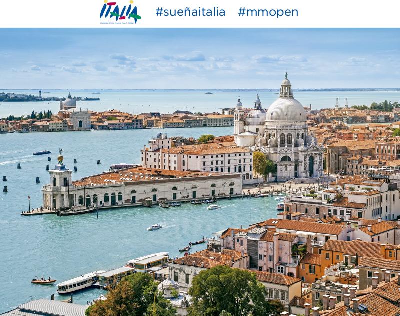 Italia en el Open de Tenis de Madrid