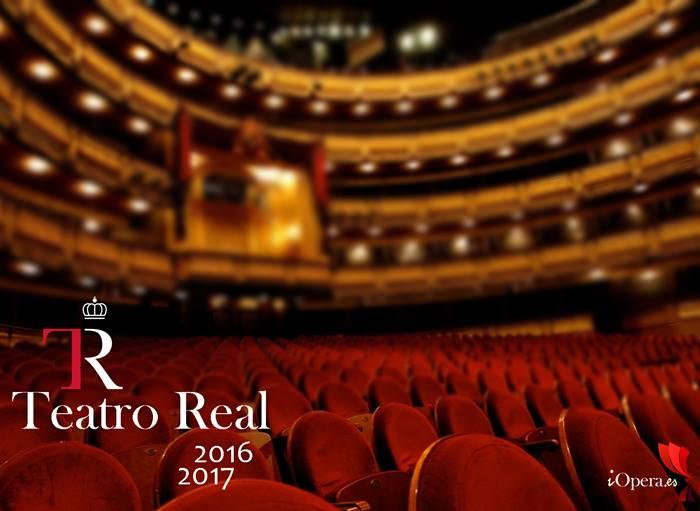 Madama, Teatro, Real