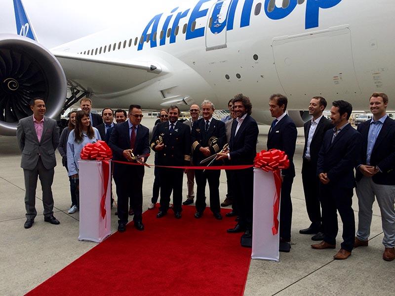 octavo Boeing Air Europa