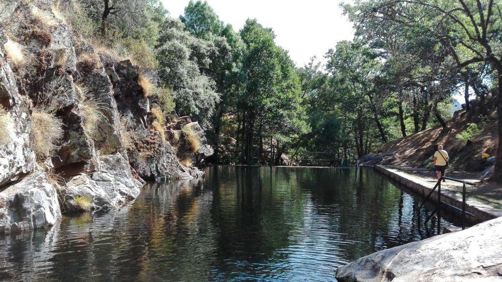 Piscina natural Villanueva del Conde