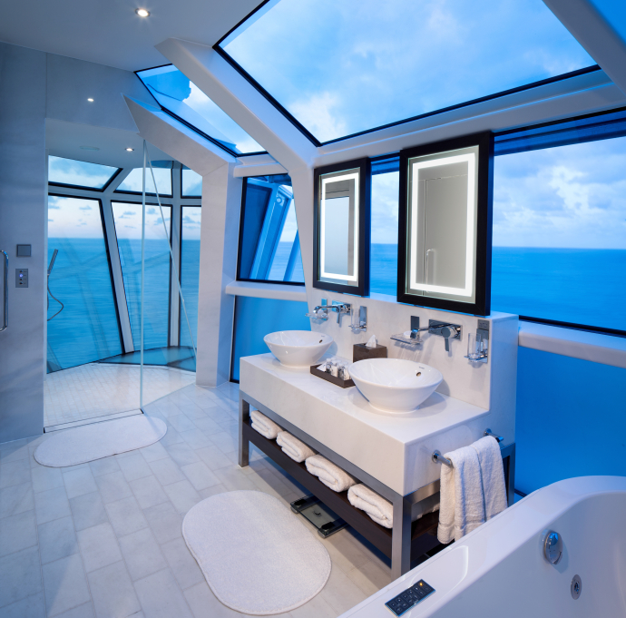 Bathroom Reflection Suite