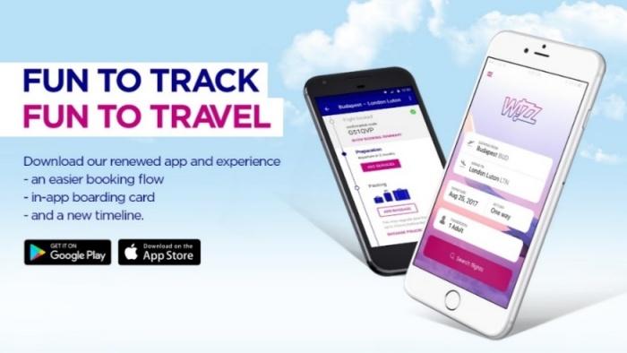 Wizz Air App