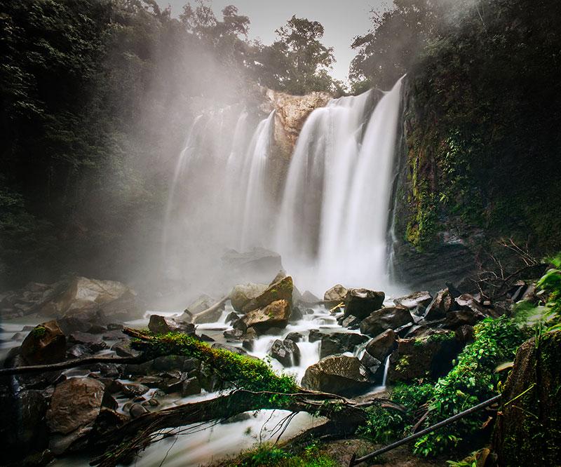 Catarata Nauyaca Costa Rica