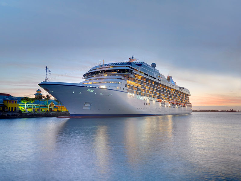 Oceania Cruises. Barco Class Marina Nassau