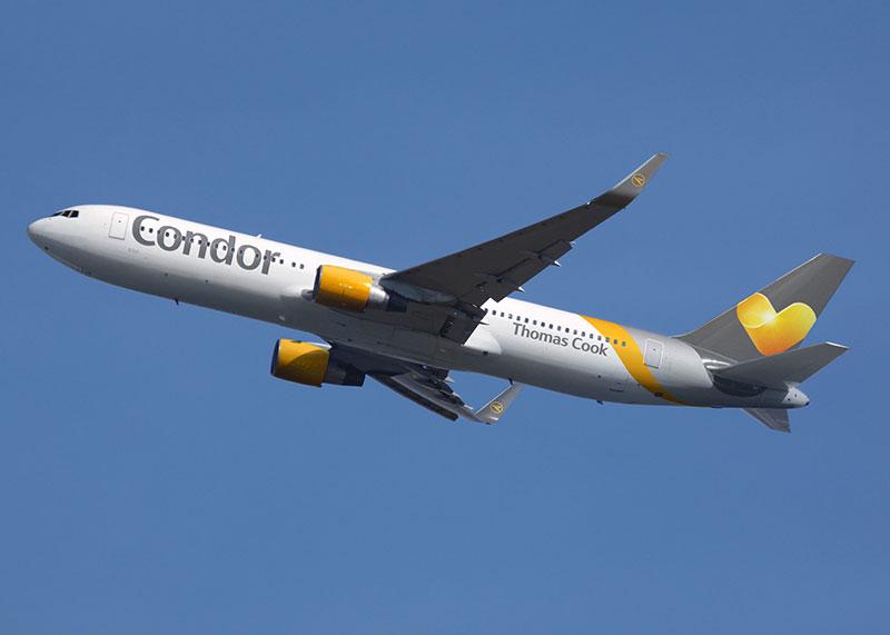 Condor air lines