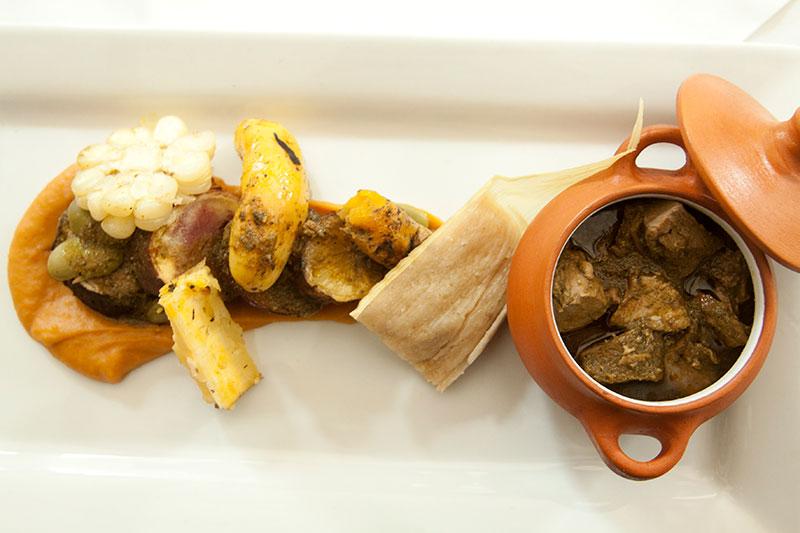 Pachamanca ©Alfonso-Zabala Gastronomía de Perú