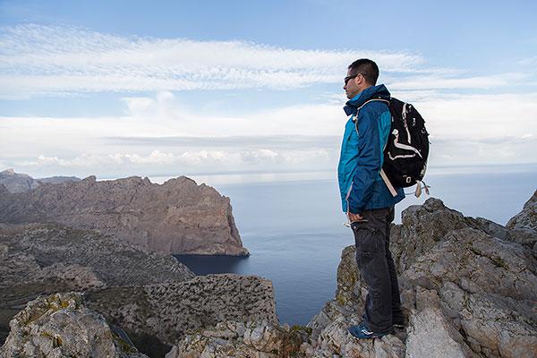 Senderismo por la isla de Mallorca