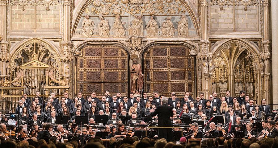 Concierto, Catedral, Toledo