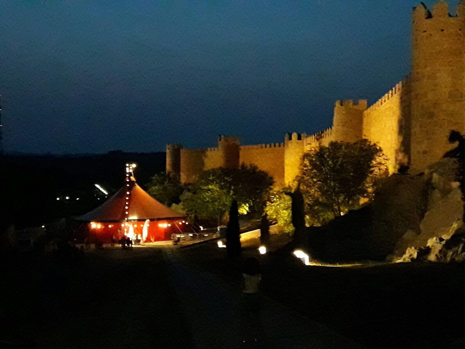 Festival internacional del circo de Avila