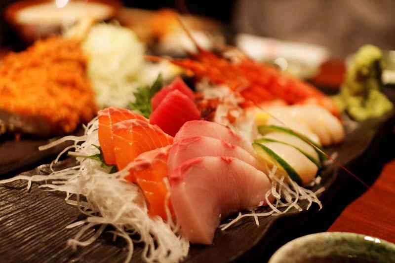 Paisajes y gastronomía en Japón